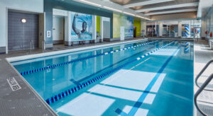 Picture of a swimming pool, Affordable Swimming Pool, PSB Fitness Pool, Mississauga Swimming Pool