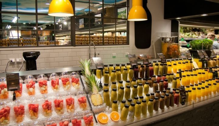 Gym with Smoothie Bar in Mississauga and Brampton