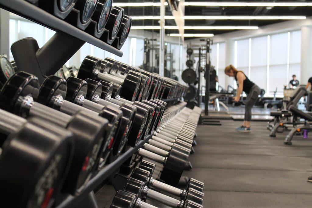 PSB fitness facility