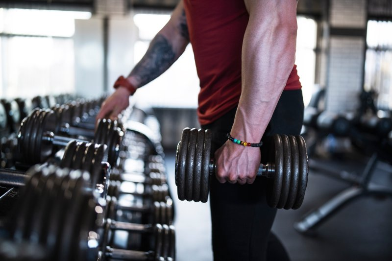 Bodybuilding and Weight-lifting affordable tiered gym membership Mississauga