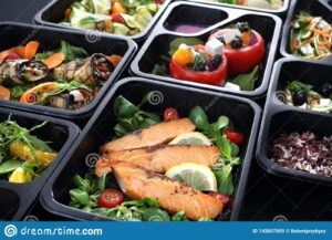 PBS Fitness Meal Options