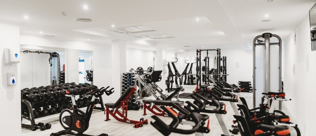 Gym Weight Room