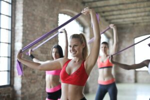 sport for students fitness classes health fun happy